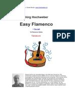 Jürg Hochweber - Easy Flamenco