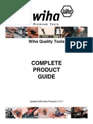 Wiha 75739 T15s x 28mm Security Torx® Micro Bit