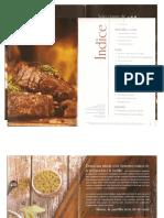 Recetario de Carnes (Tuperware)