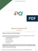 Novi Survey Report 'PQ Assessment Report -- Pt'