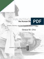 Cho, Grace Trauma