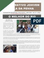 Informativo Jovem - Área Vila da Penha