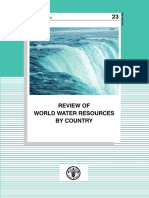 World Water Res.