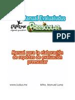Instructivo Evalualudus Preescolar