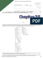 Développons en Java - Les Éléments d'Interfaces Graphiques de l'AWT