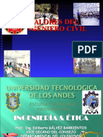 Valores Del Ingeniero Civil UTEA
