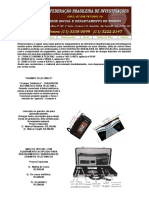 FBI - Federação Brasileira de Investigações
