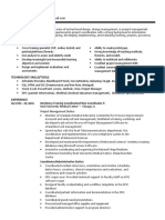 linkedin resume 2