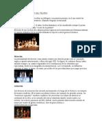 Elementos Basicos Del Teatro