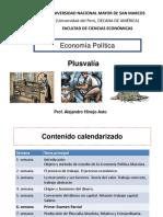 6 Plusvalia Economia Politica UNMSM