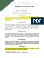28 LEY DE CLASES PASIVAS CIVILES DEL ESTADO.pdf