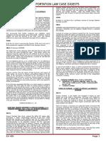 Transportation Law Case Digest Part I (a to B) (1)