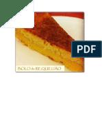 Bolo Requeijão