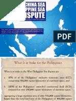 West Philippine Sea(Justice Carpio)