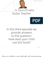 Episode.03. 100 Repetitions Guitar Manual For Kids 05-10