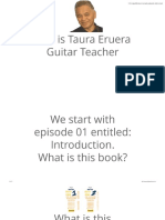 Episode.01 100 Repetitions Guitar Manual For Kids 05-10