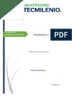 Evidencia 1 - Analisis Caso BIKOR