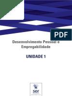 Desenvolvimento Pessoal e Empregabilidade
