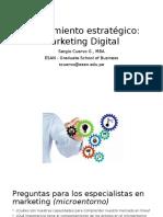 Planeamiento Estratégico Msc TI 2016