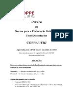 Formato Dissertacao COPPE
