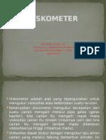 Viskometer