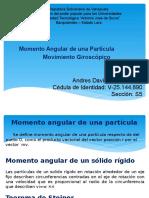 Momento angular de una partícula.pptx