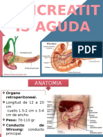 Pancreatitis Aguda Expo 07-03-16