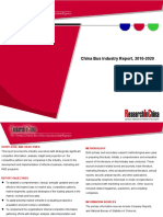 China Bus Industry Report, 2016-2020.pptx