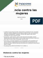 Violencia Contra Las Mujeres Dr. Rondon