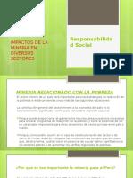 Responsabilidad Social en Las Empresas Mineras Peruanas