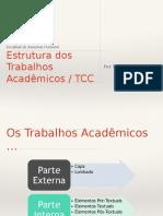 Estrutura TCC A