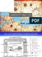 Clase 1 - Cardiotonicos