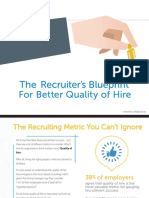 The Recruiter Blueprint 4 Better Hires 2016