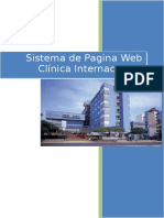 Proyecto Clinica