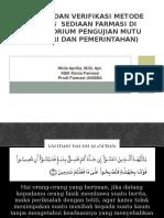 Validasi dan Verifikasi Metode Analisis.pptx