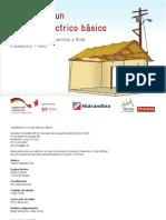 Manual Para La Instalación de Un Circuito Eléctrico Básico