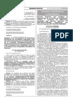 Decreto Supremo 014 2015 VIVIENDA
