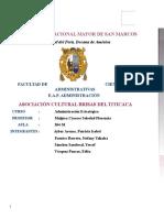 asociacion cultural brisas del titicaca
