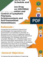 HSCMDA Guidelines