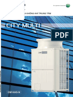 City Multi - Catalogue Mitsubishi Electric (Tieng Viet)