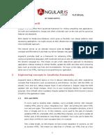 AngularJS Simple Note