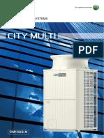City Multi - Catalogue Mitsubishi Electric
