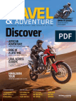 Cycle World - Travel and Adventure 2016