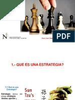 Unidad 3 Estrategias