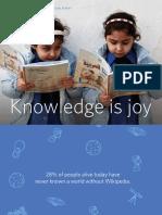 2015 Wikimedia Foundation Annual Report