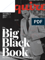 Esquire s Big Black Book Spring Summer 2014
