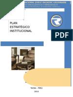 Plan Estrategico Muebles Ronny