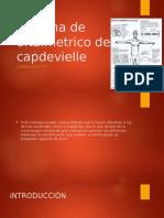 Sistema de Oftalmetrico de Capdevielle