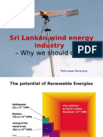 Narayana -Sri Lankan Wind Energy Industry (1)