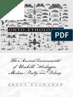 Callicott, Van Buren (Eds) - Onto-Ethologies - The Animal Environments of Uexkull, Heidegger, Merleau-Ponty, And Deleuze (SUNY, 2008)